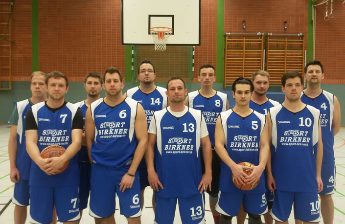 SuS 09 Dinslaken 1te Mannschaft 2015 2016